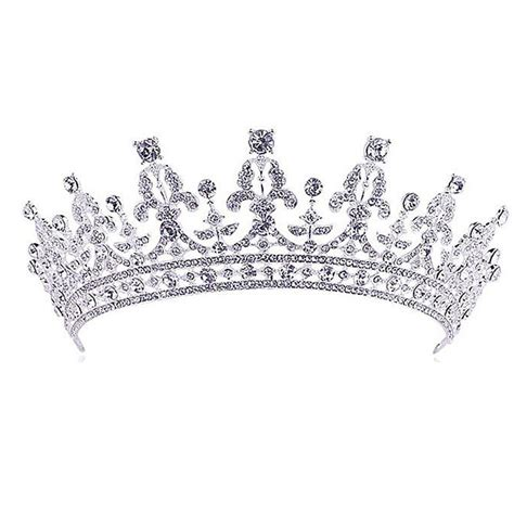 Tiara Princess Crown Mahkota Permata Type I prom crown reviews shopping prom crown reviews on aliexpress alibaba