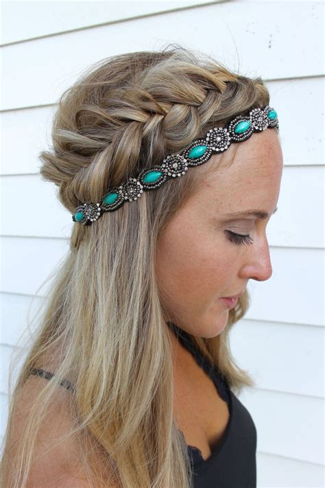 Hairstyles With Headband by 25 Best Ideas About Headband Hairstyles On