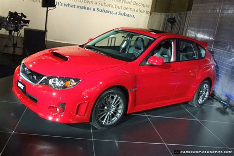 widebody subaru 2011 subaru impreza wrx hatchback for sale