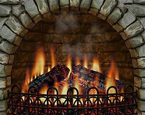 Can I Burn Fireplace Today by 3d Realistic Fireplace Screen Saver Screenshot Page