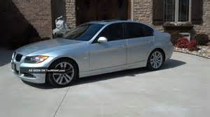 Bmw 328i 2007 Coupe 2007 Bmw 328i Sedan 4 Door Sport Package