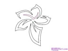 How to draw a tribal flower tattoo step by step tattoos pop culture