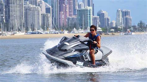 wakeboard boat hire brisbane jet ski hire 30 minute circuit epic deals and last