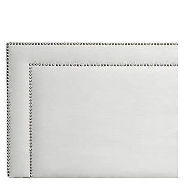 z gallerie bed frame kate headboard nickel nail heads headboards bedroom