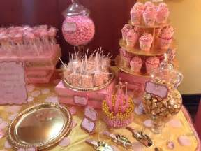 Pink And Gold Baby Shower by Pink And Gold Baby Shower Baby Shower Ideas