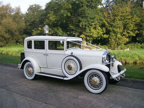 Wedding Car by Vintage American Wedding Car 1929 Wedding Car In