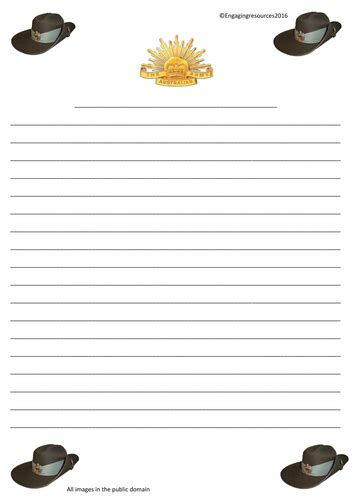 cloud writing paper anzac day writing activity by uk teaching resources tes