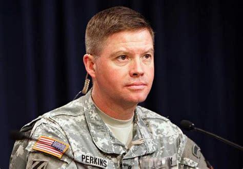 Nod Doctrine perkins gets nod for tradoc command cone to retire air