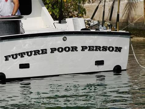boat names for cops 11 hilarious boat names that need to be on real boats