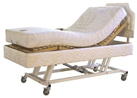 bed lifter orwoods adjustable bariatric high low bed bed