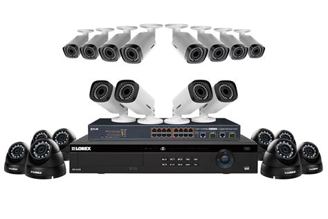 lorex hdip32128w 1080p hd security system w 20 ip