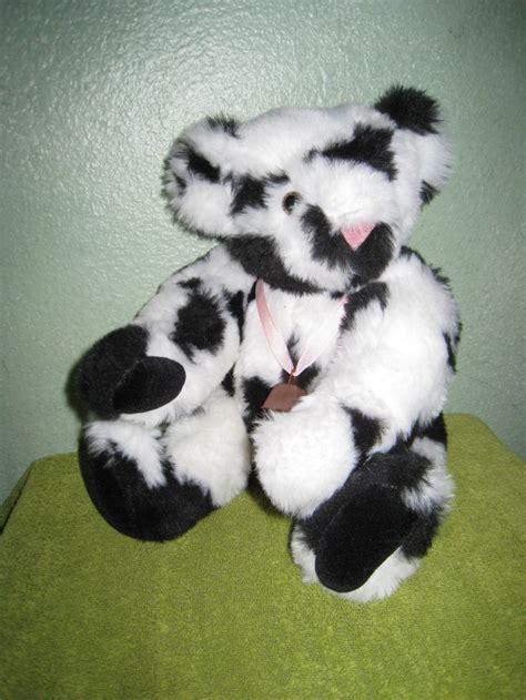 vermont teddy bear quot cow quot huggy bear pinterest