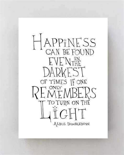 printable dumbledore quotes harry potter print albus dumbledore inspirational quote