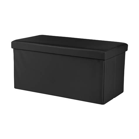 Storage Chest Bench Storage Box Foldable Ottoman Seat Chest Chest Bench Seating Bench Sofabank Bench Ebay