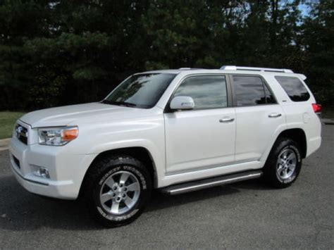 2011 Toyota 4runner For Sale 2011 Toyota 4runner Sr5 V6 4 215 4 W Sunroof For Sale