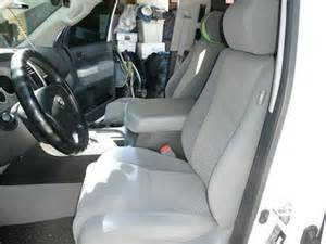 2008 Toyota Tundra Seat Covers 2008 Toyota Tundra Ballistic Custom Seat Cover