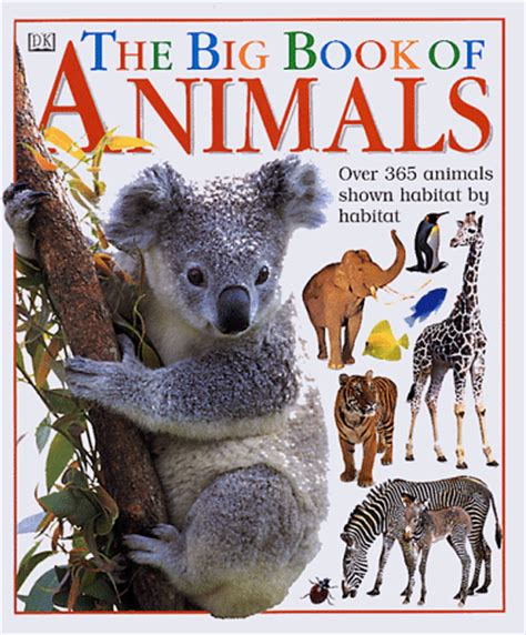 the big book pictures the big book of animals by hanly reviews