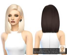 cc hair for sism4 25 best ideas about sims 4 custom content on pinterest