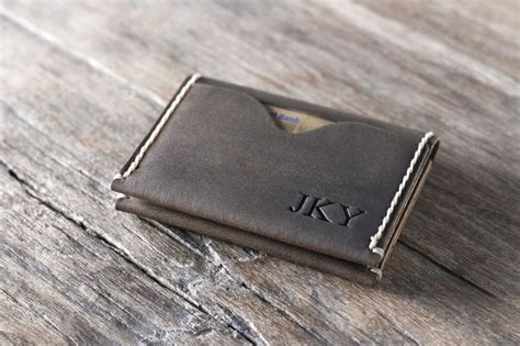 best leather card holder high grade minimalistic leather credit card holder wallet