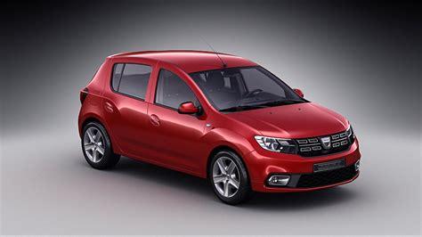 Dacia Sandero Models