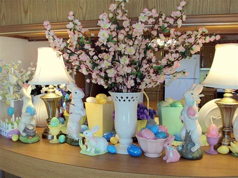 How To Make Easter Decorations For The Home by 8 Easter House Decorations Home Decor Pinterest