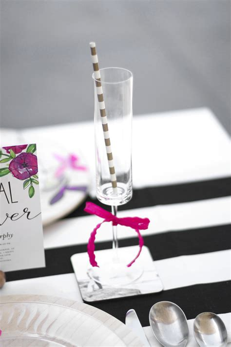 diy gold place card holders kristi murphy diy ideas garden party bridal shower kristi murphy diy ideas