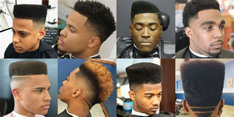 dyed hairstyle for black men footballers high top fade men s haircuts hairstyles 2018