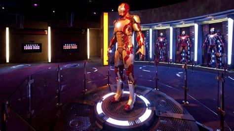 disney iron man tech stark industries mightymega