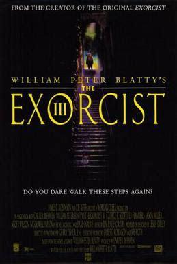film exorcist en streaming the exorcist iii wikipedia
