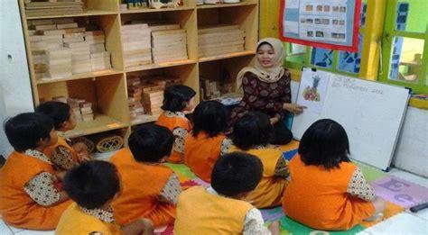 Belajar Menulis Membaca Berhitung Untuk Tk Paud Usia 4 murid paud dilarang belajar calistung ini penjelasan