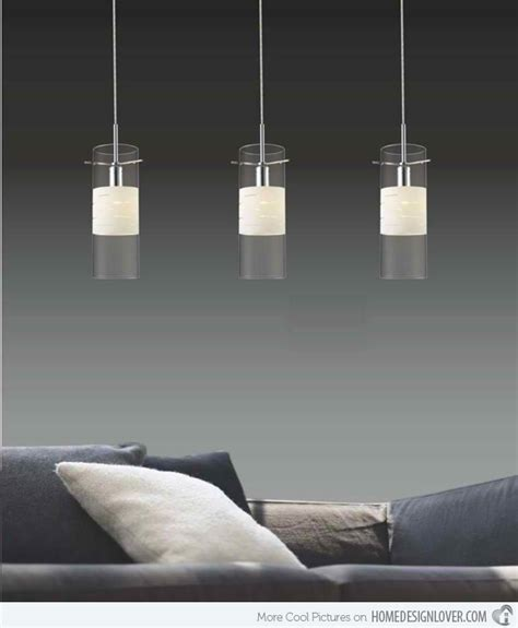 Modern Livingroom by 15 Modern And Stylish Pendant Light Designs Home Design