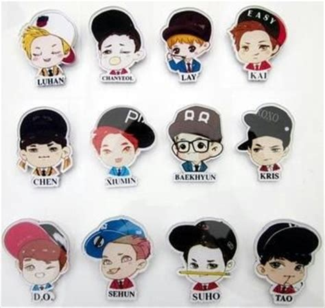 Exo Sehun 94s Sticker By Exo exo stickers or patches i want lol exo