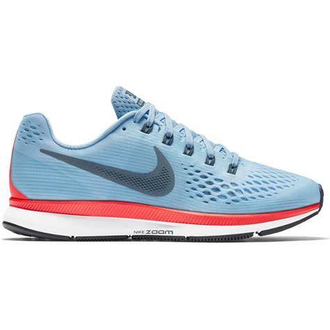 Nike Free Zoom Blue s nike air zoom pegasus 34 black running shoes