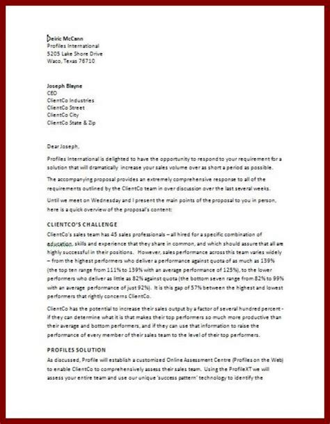 how to properly write a business letter cover letter templates