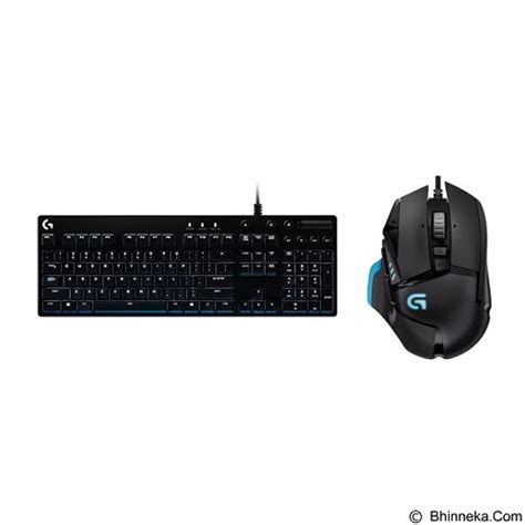 Jual Mouse Gaming Logitech G502 jual logitech g610 blue gaming keyboard g502 proteus spectrum gaming mouse murah