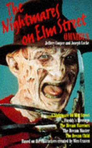 nightmare books a nightmare on elm omnibus by jeffrey cooper