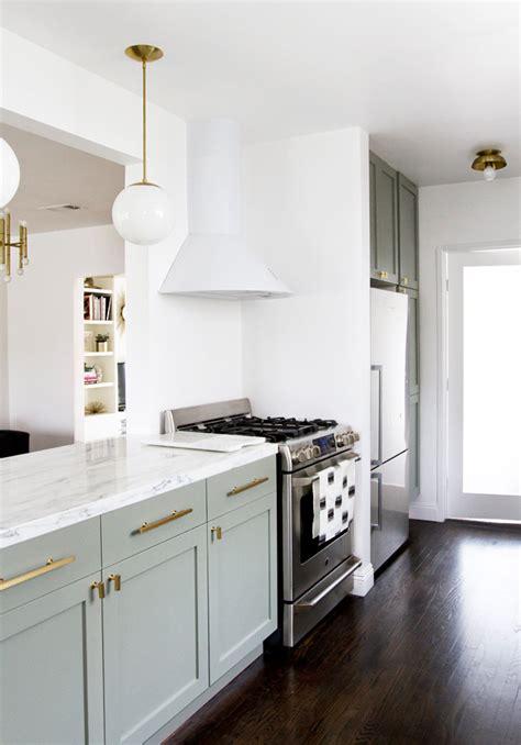 Cabinet Foucault by Sherman Samuel Home Progress Kitchen Update