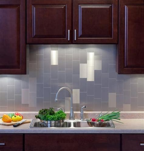 kitchen self design peel and stick tile backsplash review of pros and cons