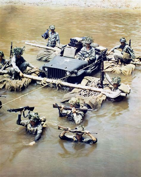floating jeep willys mb jeep photo gallery from world war ii