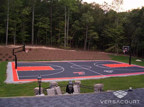 backyard basketball court flooring best 25 basketball court ideas only on pinterest