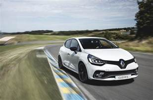 Renault Clio Sport Specs Renault Clio Rs 2017 Specs And Pricing Cars Co Za
