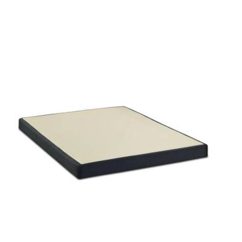 Size Mattress Foundation by Sealy Posturepedic California King Size 5 In Low Profile