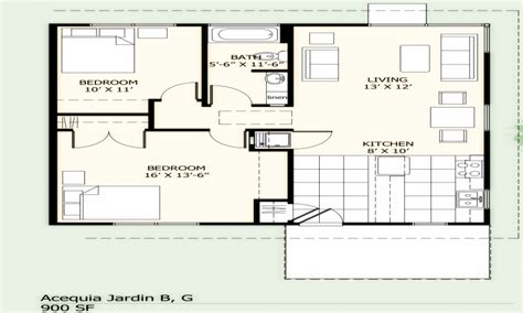 800 square feet dimensions 900 square foot house plans simple two bedroom 900 sq ft