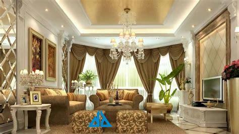 2018 best gold living room paint color trend