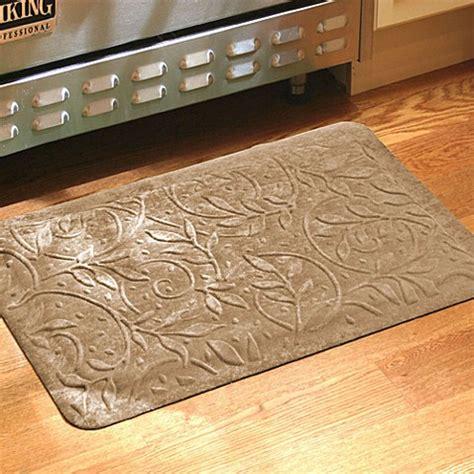 kitchen foot mat buy comfort pro wisteria 2 foot x 3 foot kitchen mat in