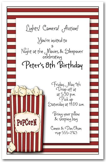 printable popcorn stationary popcorn invitations template just b cause