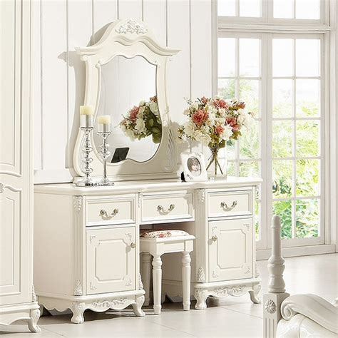 White Makeup Dresser by 25 Vanity Table Ideas With Unique Designs