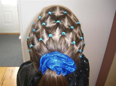 hair styles for gymnastic meets gymnastics hair picture only sugar and spice little