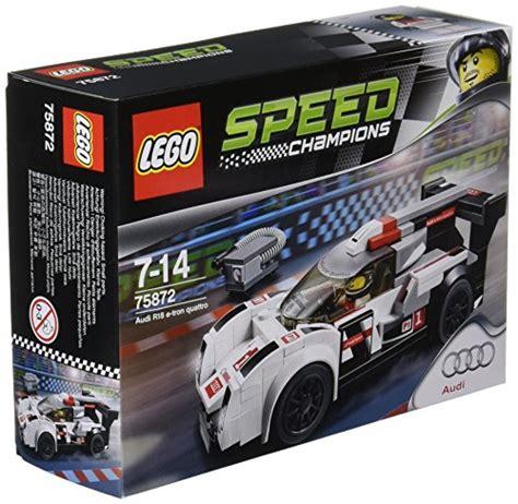 Lego Speed Chions 75872 Audi R18 E Quatro lego quatro lego speed chions audi r18 e quatro