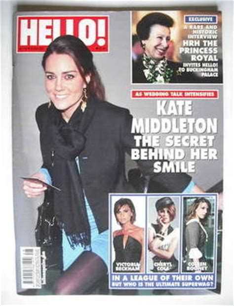 Kate In Magazine I Am A Bit Wacky hello magazine kate middleton cover 30 november 2009